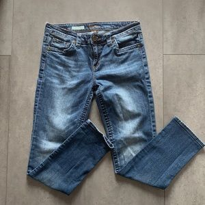 Kut From The Kloth Straight Leg Jeans Size 6S
